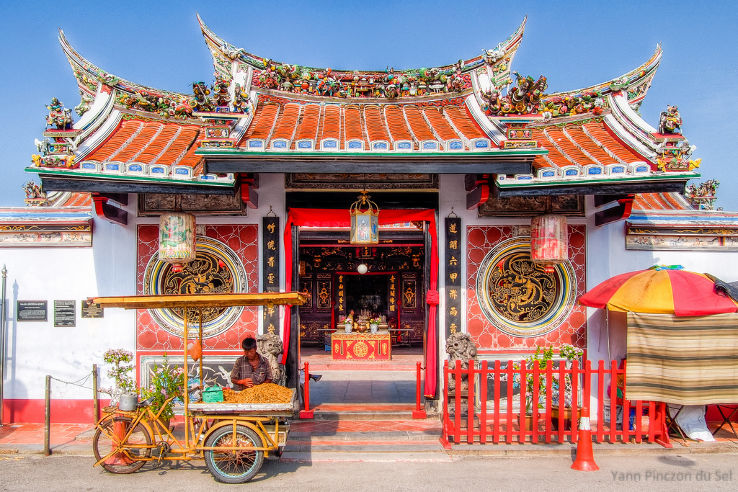 41 Historical Attractions in Malacca Cheng Hoon Teng Temple
