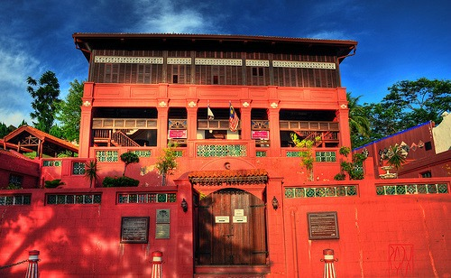 Historical Attractions Islamic Museum Malacca
