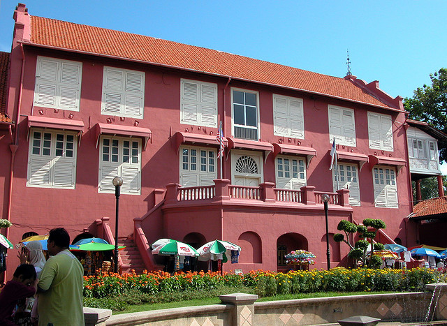 Historical Attractions Stadthuys Malacca