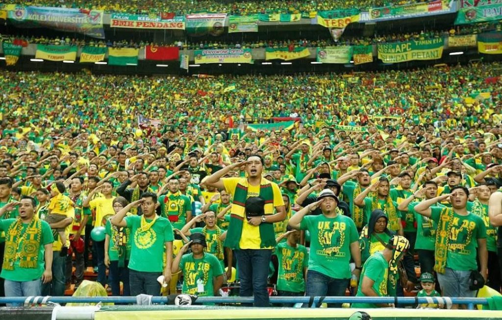 kedah fa club and supporters