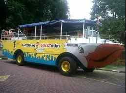 duck tour langkawi best in malaysia
