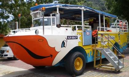 duck tour langkawi