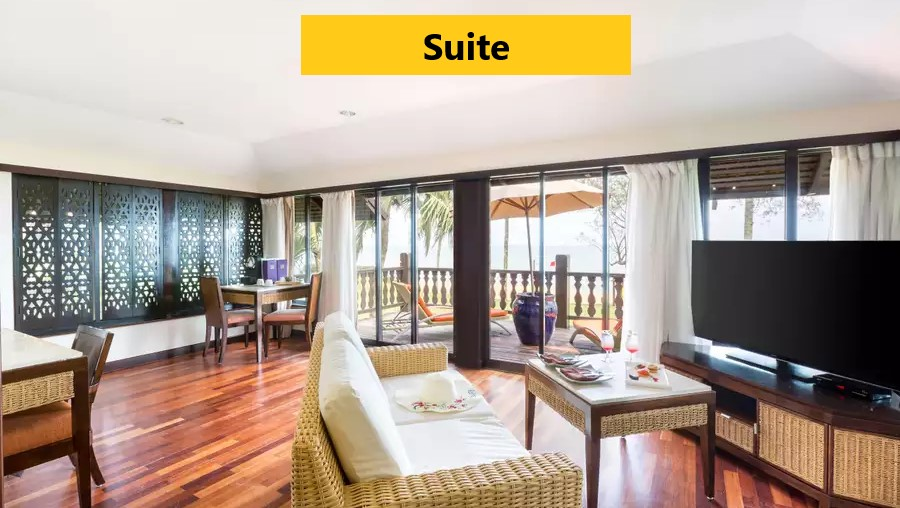 Club Med Cherating Suite