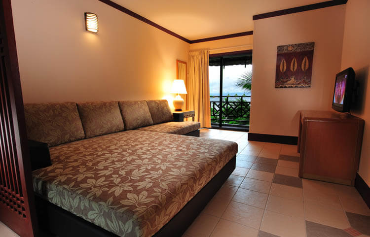 Paya Beach Resort Deluve Suite Beach Front