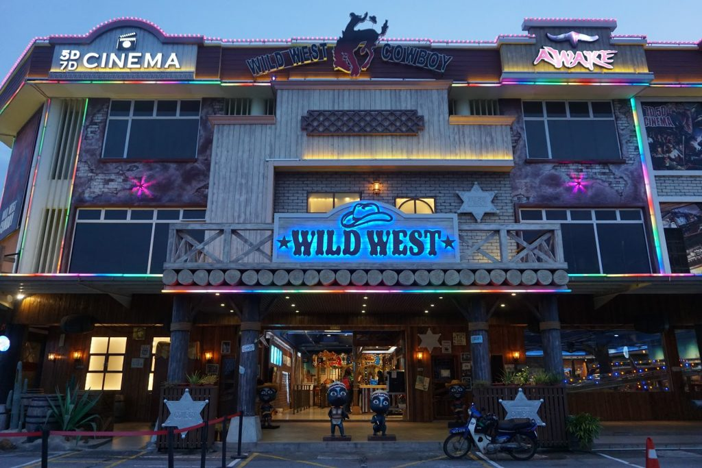 wild west cowboy theme park port dickson