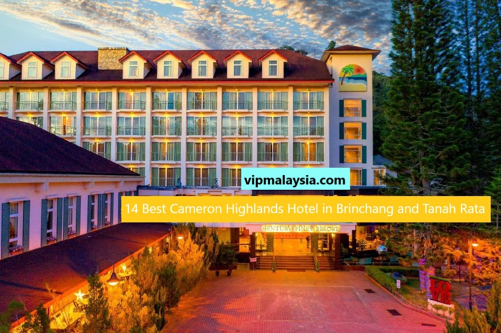 best hotel in cameron highlands malaysia