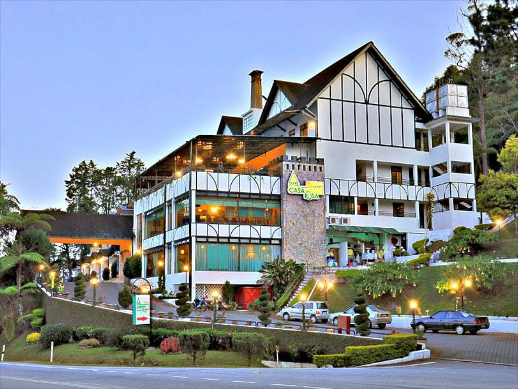 Casa De La Rosa Hotel Cameron Highlands Malaysia