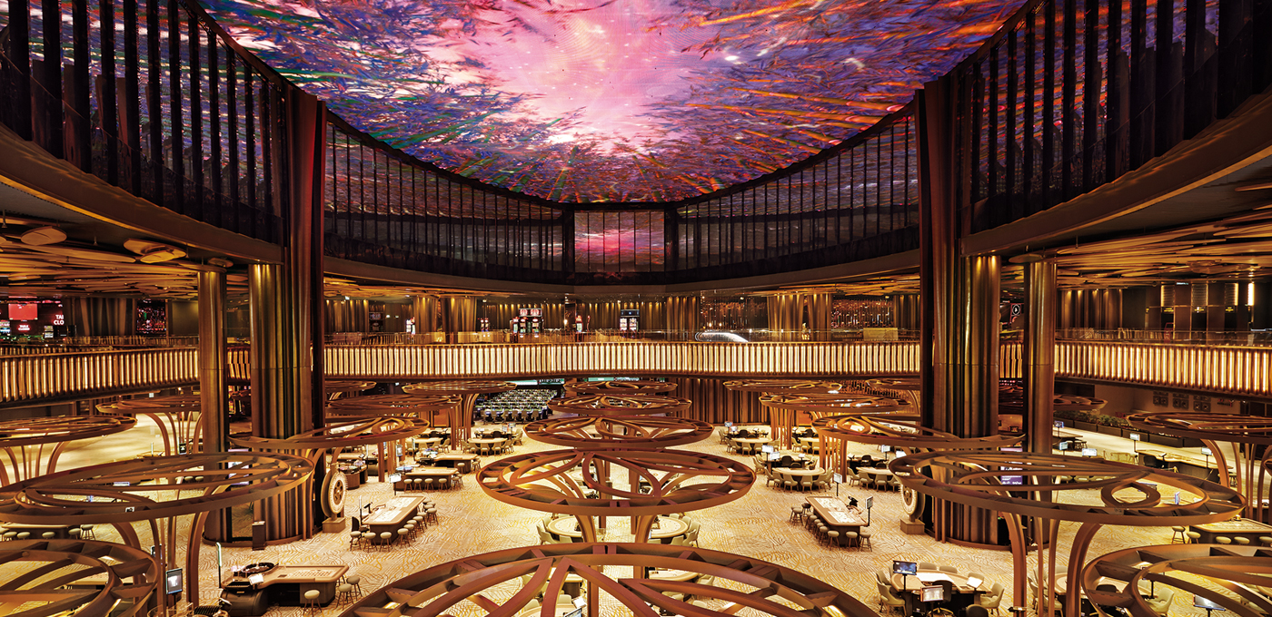 Genting Casino at Genting Highlands Pahang Malaysia