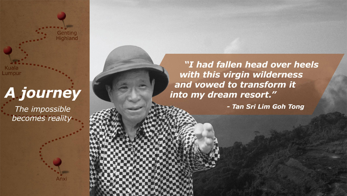 Genting History - Tan Sri Lim Goh Tong