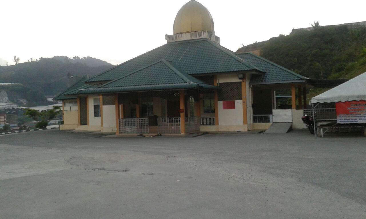 Masjid Kampung Raja Cameron Highlands