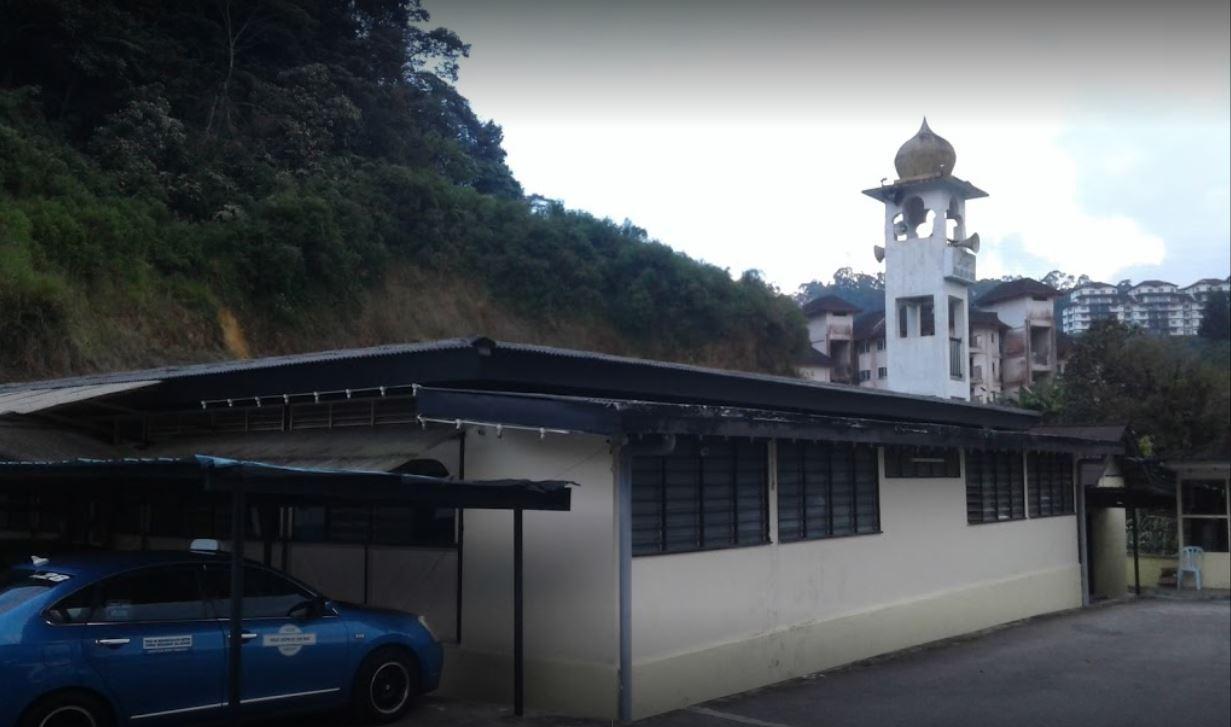 Masjid An-Nur Ringlet Cameron Highlands