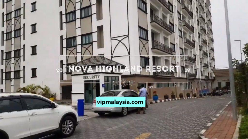 nova highlands hotel cameron highlands malaysia