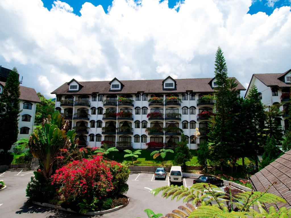 Strawberry Park Resort Cameron Highlands Hotel