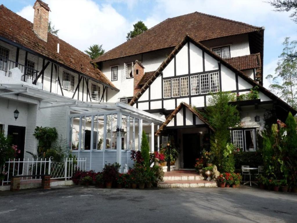 the smokehouse hotel cameron highlands malaysia