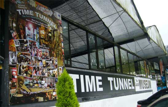 time tunnel cameron highlands