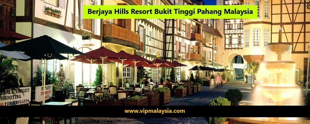 Berjaya Hills Resort Bukit Tinggi Pahang Malaysia
