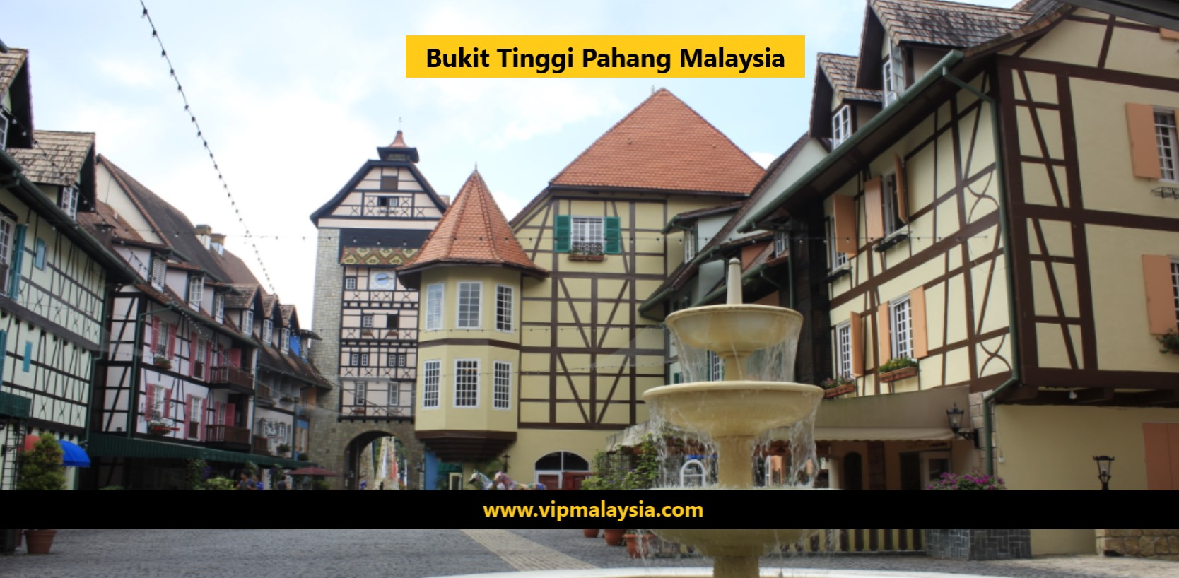 Bukit Tinggi Malaysia