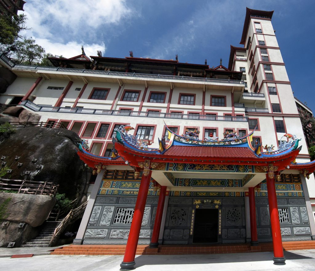 Chin Swee Caves Temple Genting Highlands Attraction
