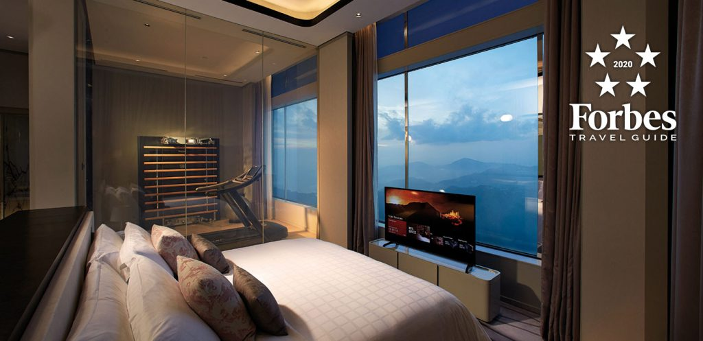 Crockfords Hotel Genting Highlands Executive Suite