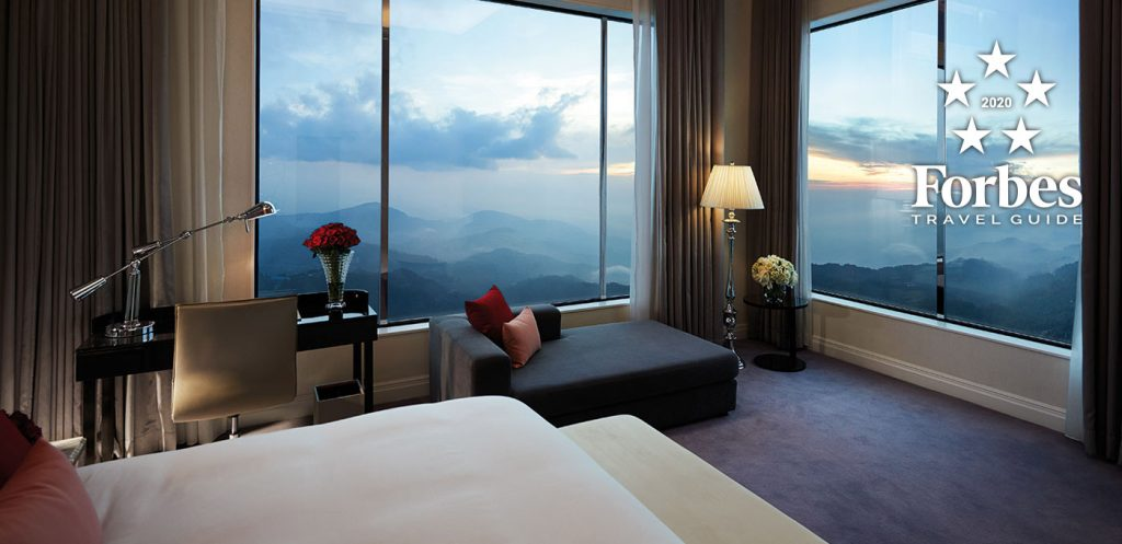 Crockfords Hotel Genting Highlands Junior Suite