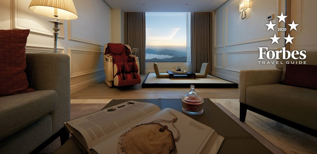 Crockfords Hotel Genting Highlands Tatawi Suite