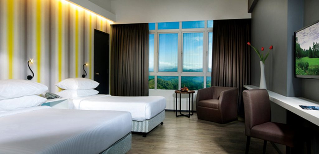 First World Hotel Superior Deluxe Room, Genting Highlands