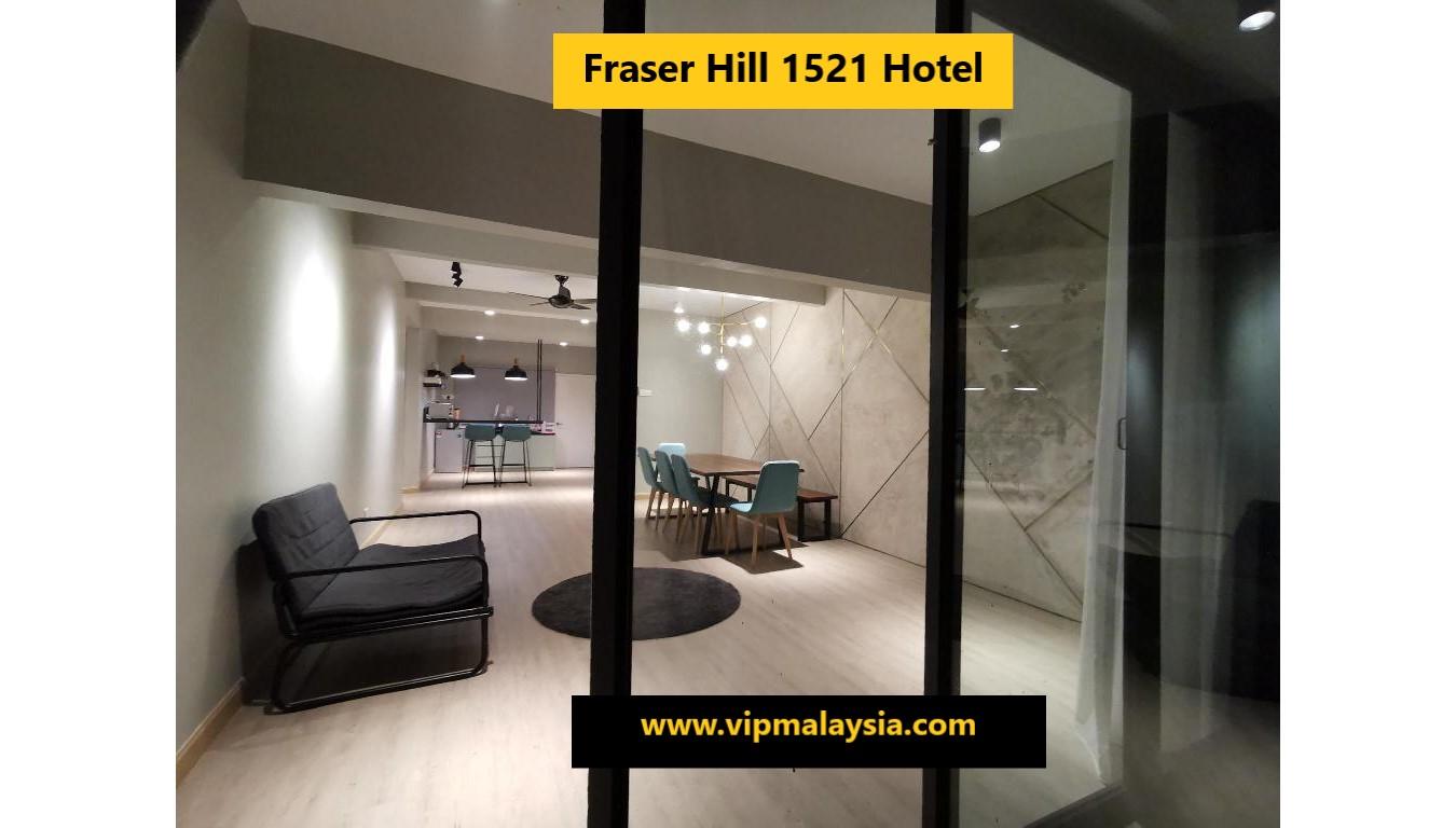 Fraser Hill 1521 Hotel Pahang Malaysia