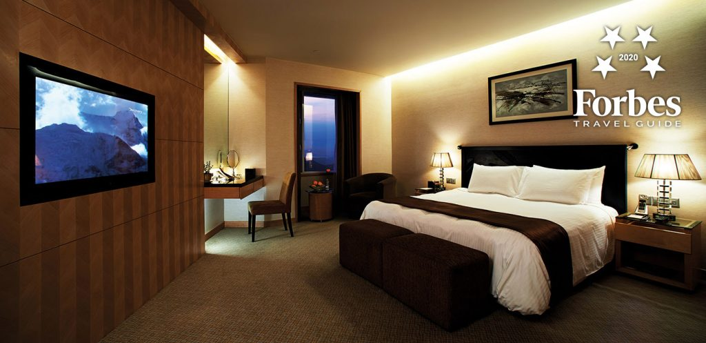 Grand Premier Room at Genting Grand Hotel