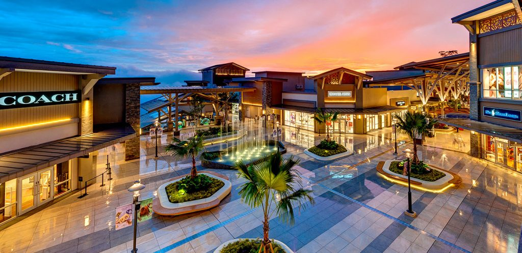 Genting HIghlands Premium Outlet Pahang Malaysia