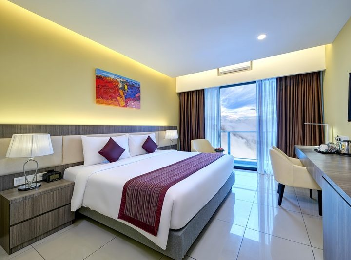 Deluxe King Room Grand Ion Delemen Hotel Genting Highlands Malaysia