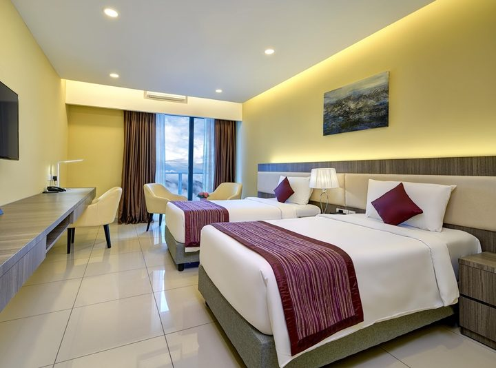 Deluxe Twin Room Grand Ion Delemen Hotel Genting Highlands Malaysia