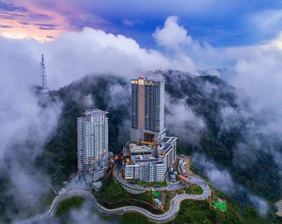Grand Ion Delemen Hotel Genting Highlands