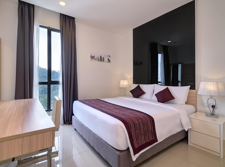 Three Bedroom Suite Grand Ion Delemen Hotel Genting Highlands Malaysia