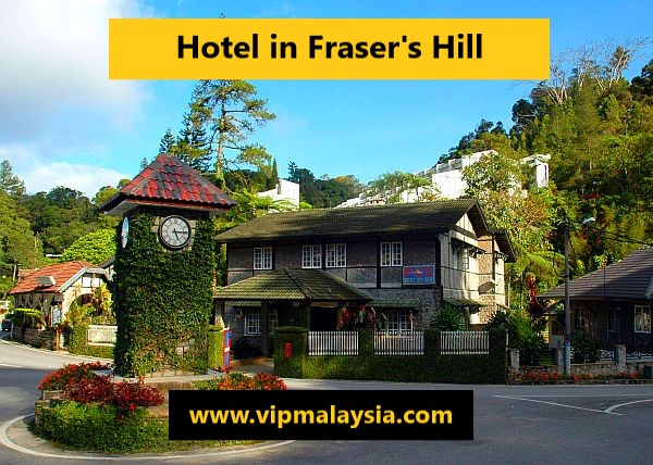 Hotel in Fraser Hill Malaysia Bukit Fraser