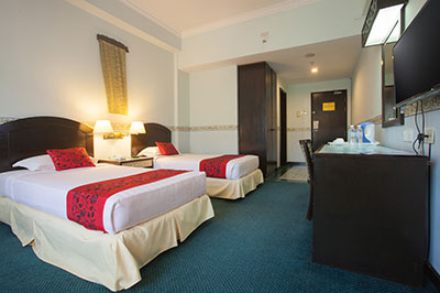 Standar Queen Room at Hotel Seri Malaysia Genting Highlands