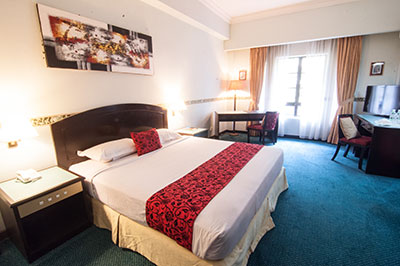 Suite Room at Hotel Seri Malaysia Genting Highlands