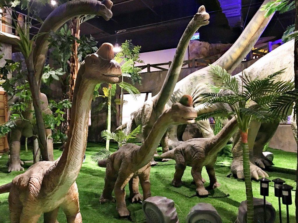 Jurassic Research Center Ripley's Adventureland Genting Highlands