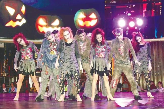 Spookadilly Halloween Genting Highlands Best Theme Park