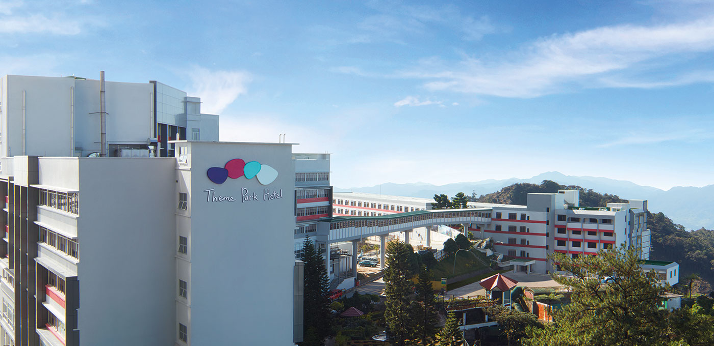 theme park hotel genting highlands