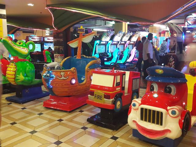 Vision City Video Games Park Genting Highlands World Best Theme Park