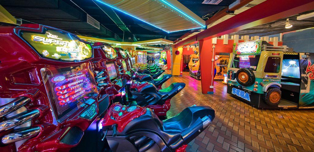 Vision City Video Games Park Genting Highlands