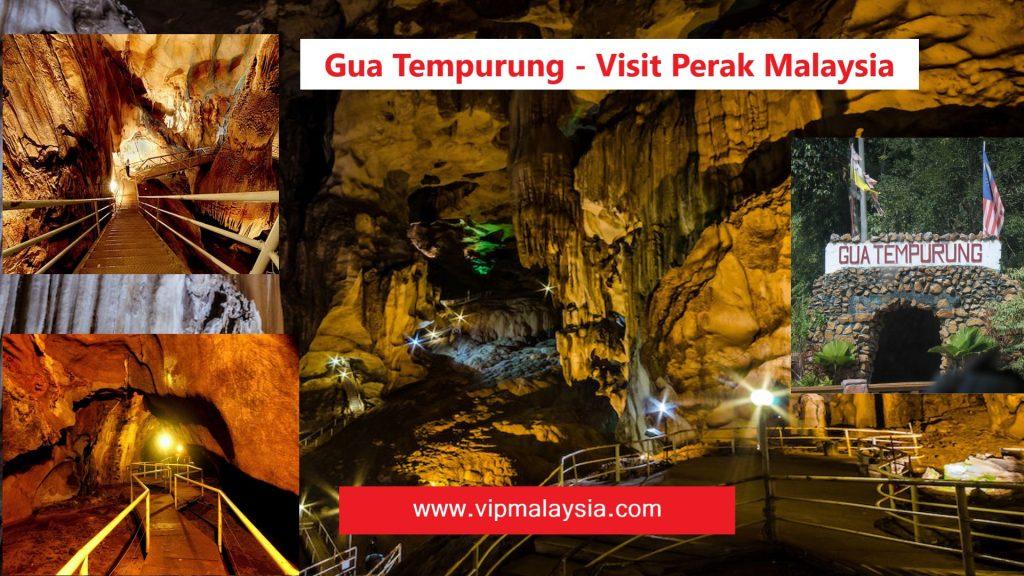 Gua Tempurung Visit Perak Malaysia
