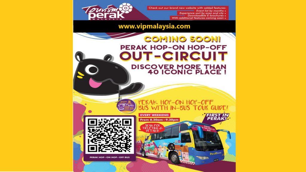 Ipoh Hoho Bus Perak Hop On Hop Off Bus Service