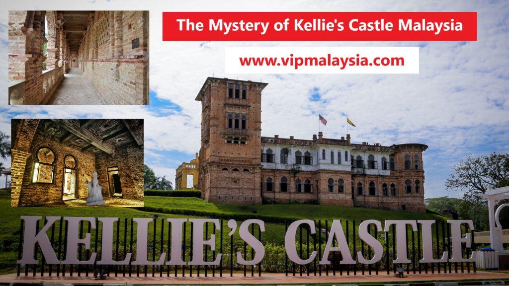 Kellie's Castle Story Ghost Owner Batu Gajah Perak Malaysia