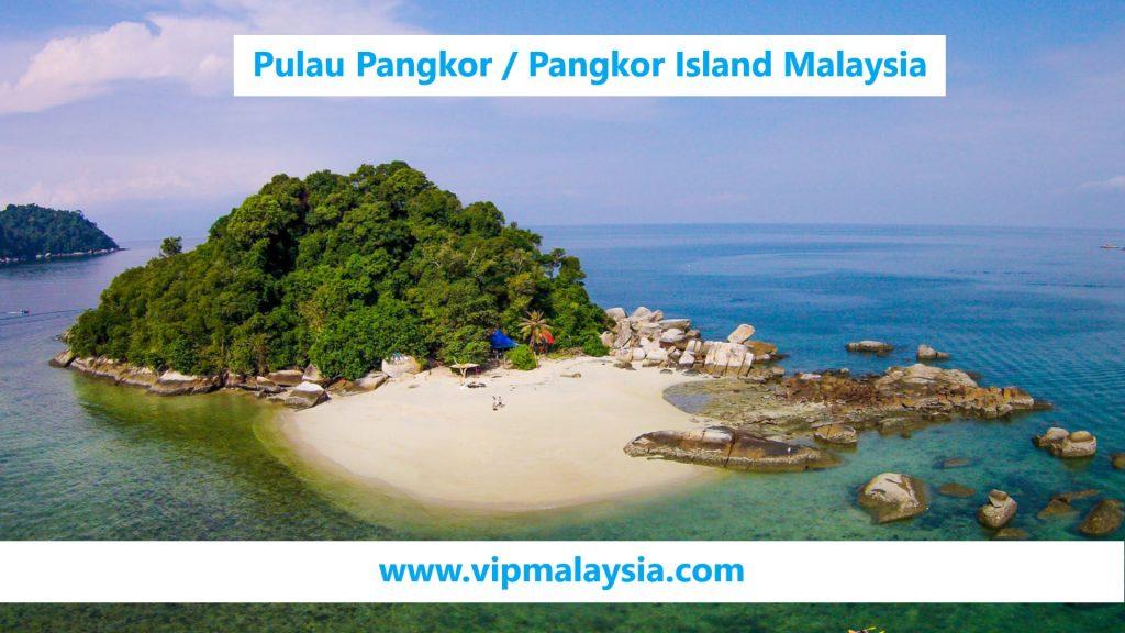 Pulau Pangkor Island Perak Holiday Destination Malaysia
