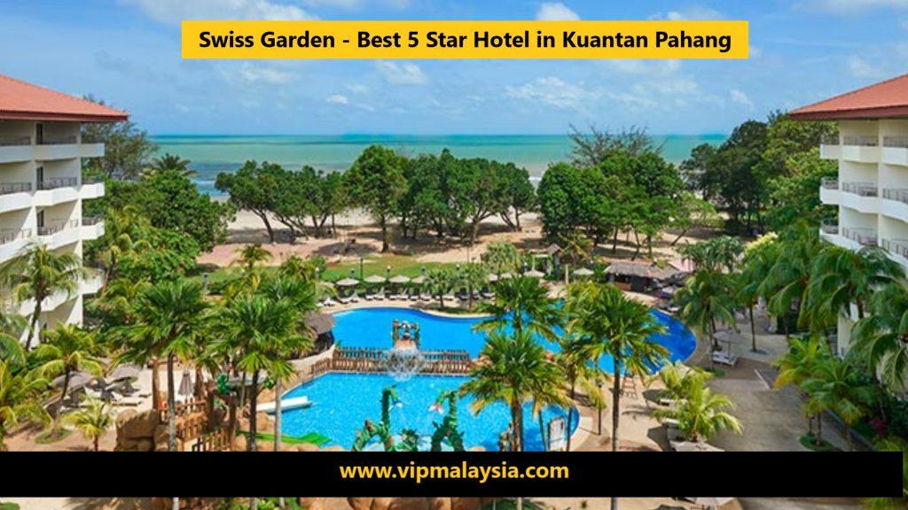 Hotel Swiss Garden Beach Resort Kuantan Pahang