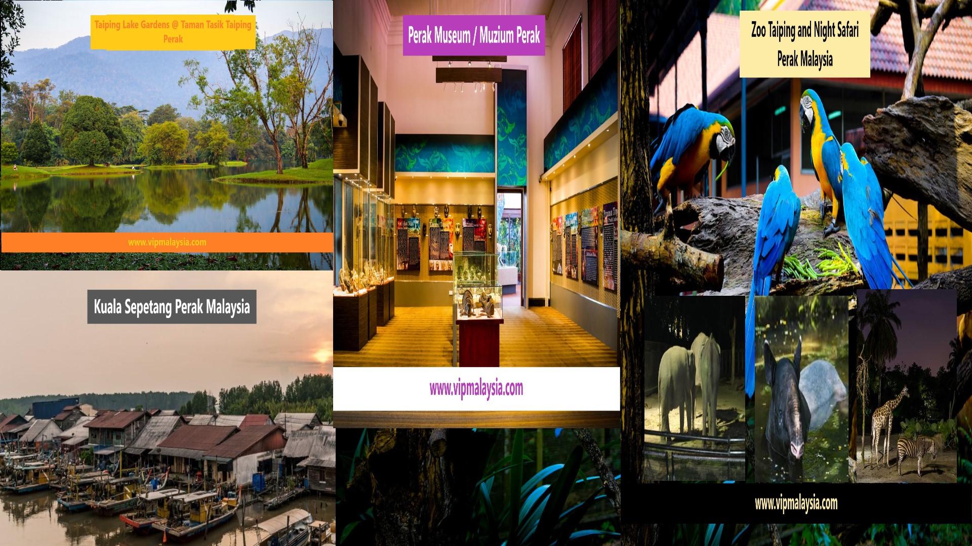 Visit Taiping Perak Malaysia